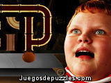 Augustus Gloop el glotón