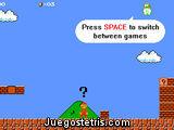 Mario Tetris