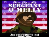 Sergeant O' Melly