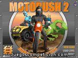 Carreras y saltos de motocross