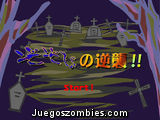 Destruye zombies