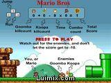 Mario Bros y el tesoro