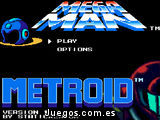 Megaman Metroid