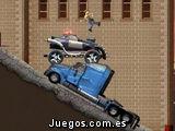 Monster Truck policía