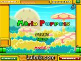 Mario Bros Puppets