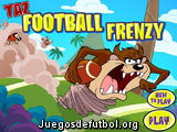 Taz's Football Frenzy
