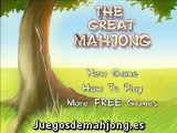 El gran juego de Mahjong