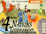 Avatar y los cuatro elementos