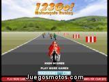 Carrera de motos en 3D