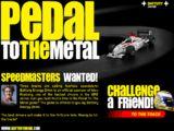 Pedal Metall