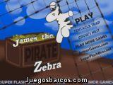 La cebra pirata