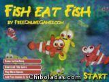 Los peces comen más peces