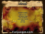 Sonic Maze Craze