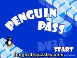 Un camino para el pingüino