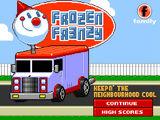 Camio de gelats