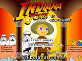 Indiana Jones en un Extraño Mundo