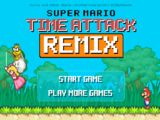 Mario Bros Time Atack Remix