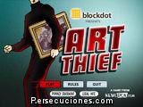 El ladrón de cuadros