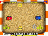 Competicin de coches de choque