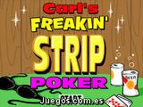 Carl's Freakin Strip Poker
