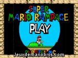 Super Mario se déchaîne