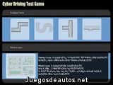 Cyber Driving Test Game