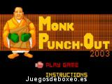 Monk Punch Out