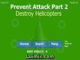 Destruir los helic�pteros