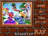 Sort My Tiles Bugs Bunny