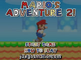 Las Aventuras de Mario Bros