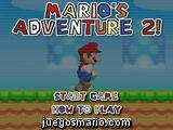 Las Aventuras de Mario Bros