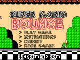 Super Mario Bounce