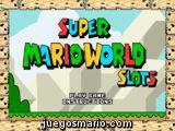 Tragaperras Mario