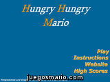 Hungry Hungry Mario
