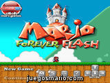 Mario Forever Flash