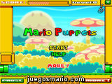 Mario Puppets