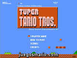 Tuper Tario Tros