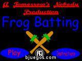Baseball Frog
