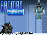 Batman vs. Freeze