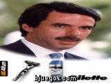 Afeita a Aznar