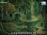 Prisionera en la selva