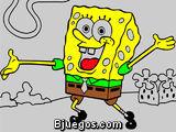 Colorear a Bob Esponja