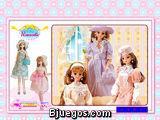 Rompecabezas de Barbie