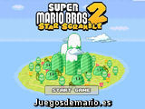 Super Mario 2 Star Scramble