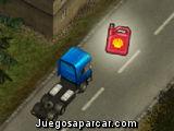 Conductor de camiones Scania