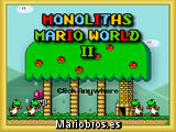 Monoliths Mario World II