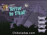 Shaggy y Scooby en Tikal