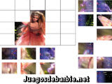Puzzle Barbie hada