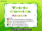 Tetris Comida