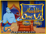 Aladdin one up